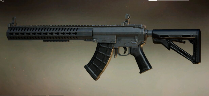 《和平精英》枪械伤害排行榜