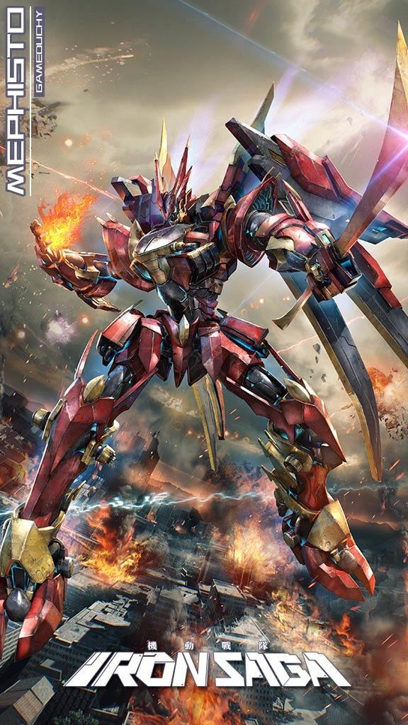 《机动战队》×《艾希ICEY》联动活动开启推出机师「艾希」及专属机甲「ICEY X」