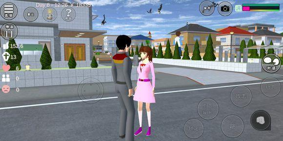 《樱花校园模拟器》恋人快速成为夫妻方法介绍