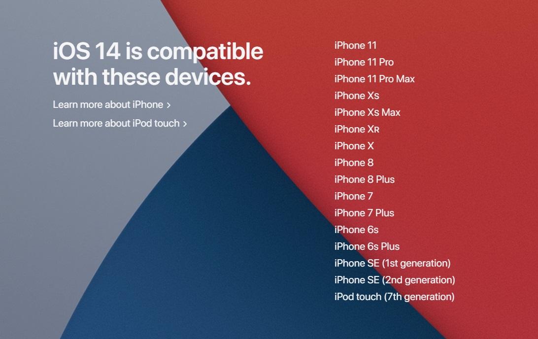 iOS14.7正式版手机软件app截图