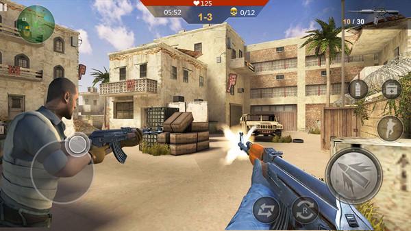 射击猎手3D手游app截图