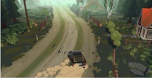 亡命驾驶手游app截图