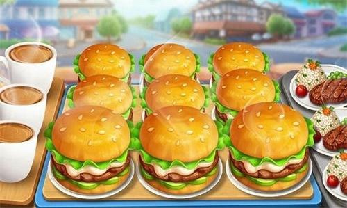 令人惊叹的厨师餐厅生活手游app截图