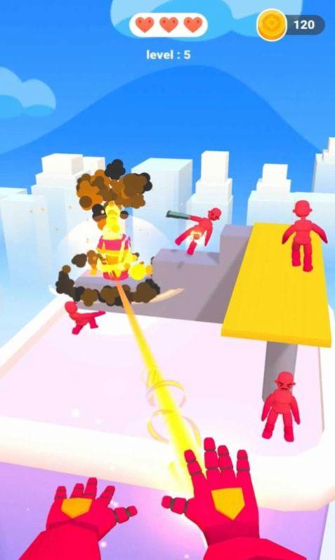 激光钢铁超人手游app截图