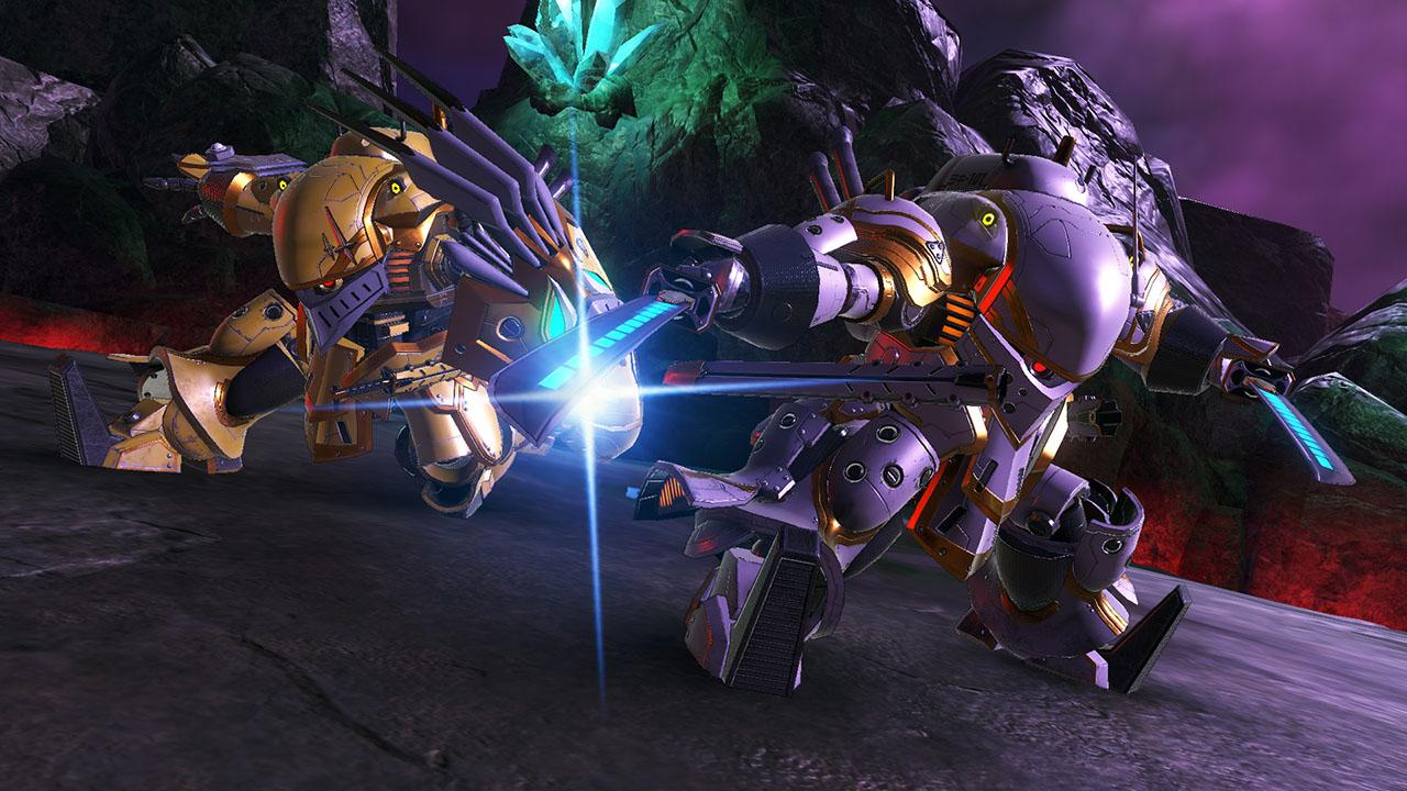 《新樱花大战》体验版将于11月21日上线PS4!