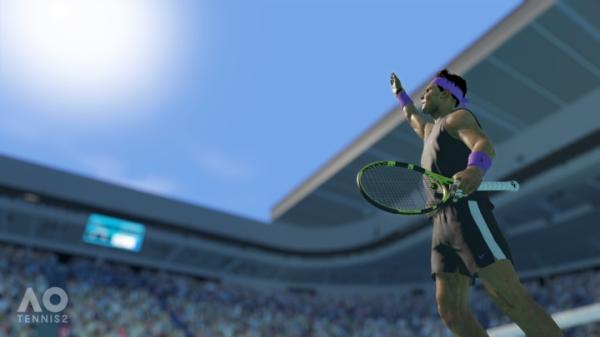 《AO Tennis 2》PS4/Switch发售日决定!